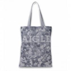 Tote bag classique monochrome écoresponsable d'une marque d'habillement