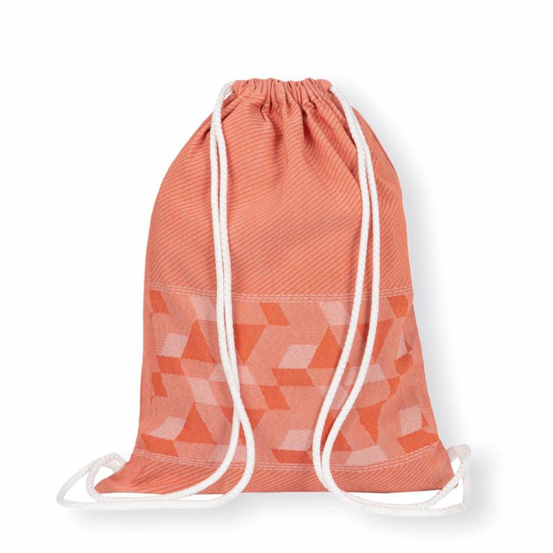Petit sac à dos en tissus personnalisable