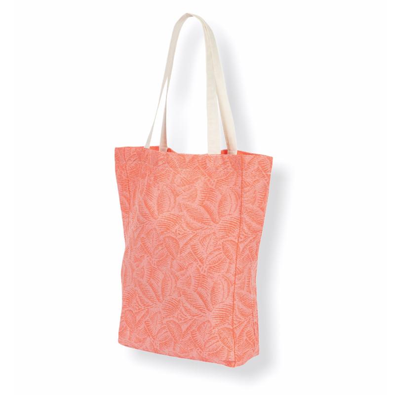 Tote bag soufflet monochrome, conçu 100% en France, et personnalisable