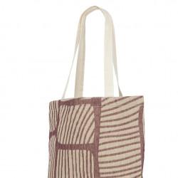 Tote bag en lin français, écoresponsable et personnalisable